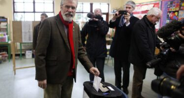 Voting for the next President of Ireland