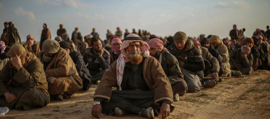 Allush: DAESH prisoners exist, they are people and we need a solution