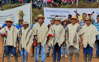 Indigenous and Afro-descendant communities in Colombia denounce the assassination of human rights defenders